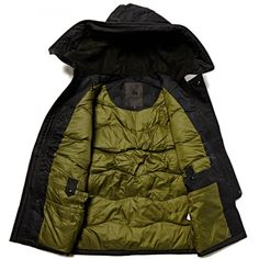 Terrace Gent: Spiewak Aviation Parka