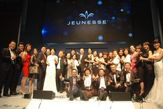 Jeunesse global korea 2015 Star Event & Sappier Night...주네스글로벌 시파이어 나이트와 스타이벤트에서 빛나는 서포트그룹 패미리들과.. www.sponsor