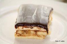 Bananenschnitten - sabo (tage) buch Pie, Desserts, Food, Chocolate, Book, Food Food, Figurine, Projects, Torte