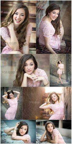 Susie Moore Photography - senior girl photo picture posing ideas #photography