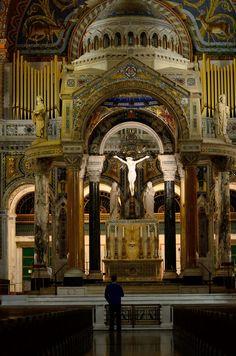 St Louis Basilica - St. Louis, Missouri - Photo