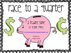 mrs. prince & co.: The Trading Game: Money Style  http://spendadayinsecondgrade.blogspot.com/2012/02/trading-game-money-style.html