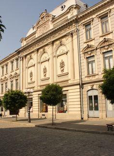 Braila theatre Romania cities eastern Europe