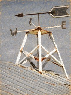 FineArtSeen - Bayfield Weathervane by Barbara Storey. From our latest photography collection comes this limited edition photograph which was captured in Canada and comes from Barbara's collection on FineArtSeen. Click to view more art at great prices from the Home Of Original Art. << Pin For Later >>