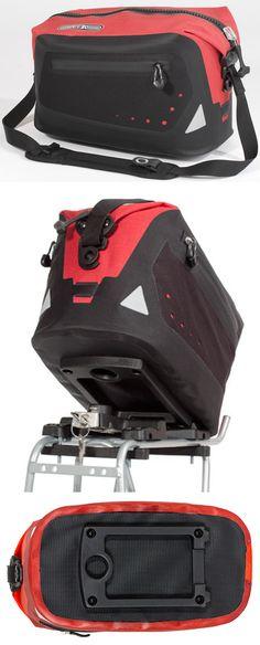 Ortlieb Trunk Bag Bike Packing, Panniers, Bicycle Bag, Biking, Mtb, Baby Car Seats, Gym Bag, Cycling, Baskets