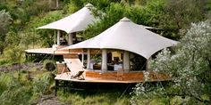 These lodges are just incredible - Ol Seki Mara | Simply Kenya Holidays