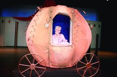 The Story of Cinderella's Carriage