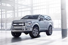 2016+ford+bronco | 2016 Ford Svt Bronco 13 All New Bronco