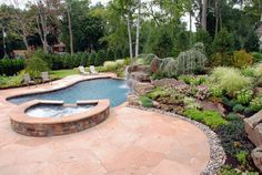 Cool Backyard Fire Pit Insight Inspiring Backyards Surprising Material Atmosphere: Backyard Patio Designs With Poollandscaping Ideas By Nj Custom Pool Backyard Design Expert Imyproo3 Inspiring Cool Backyard Ideas Inspiring Backyard Bbq Party Ideas Eclectic Style ~ francotechnogap.com Backyard Inspiration