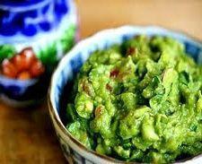 Biggest Loser Recipes - Guacamole Dip