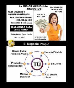 DESEAS INICIAR TU PROPIO NEGOCIO DE #MERCADEOENRED o #MULTINIVEL?  FORMA…