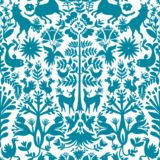 This removable wallpaper tile is designed by Emily Isabella in Minneapolis and printed in Chicago on a...