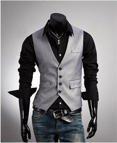 Boutique Style Waistcoat