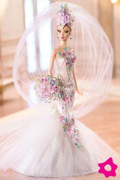 collectible barbies | Gli abiti da sposa delle Barbie | Blog di Francesca