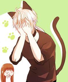 Jumin Han : Photo OMGZen in cat ears!