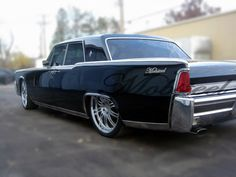"""64 Lincoln Continental  """"The Dealer"""" by MobSteel"""