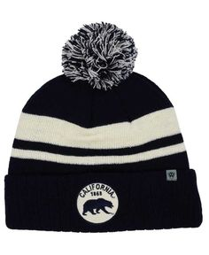 Top of the World California Golden Bears Agility Knit Hat