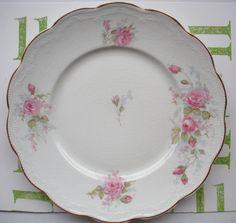 Antique China Salad Plates