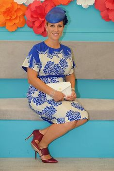5440cf22dcc Zara Phillips poses during Magic Millions Race Day at Gold Coast Racecourse  on January 10