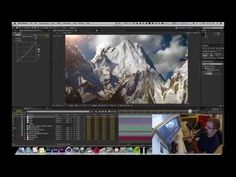 ▶ Brograph Tutorial 032 - Projection Mapping Mountains - YouTube