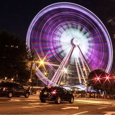 Go for a spin on Skyview Atlanta!