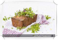 Mi dulce tentación: Loaf Cake de Frambuesas y Limón