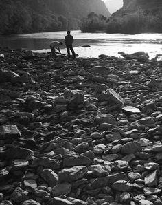 Τέμπη το 1953.φωτ.Τάκης Τλούπας