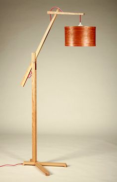 Sisco floor lamp. $550.00, via Etsy.