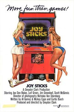 """Joysticks"" – not an ad but still kinda on topic. Movie."
