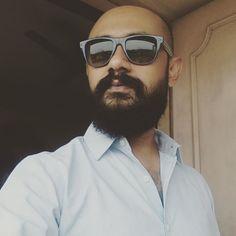 A new week to go #beardedandbald #beardoil #beardedman #beards #bearded #beardedmen #beard #mensgrooming #beardgrooming by justarnab