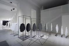 COS fashion brand installation by Nendo Milan Italy 14  COS fashion brand installation by Nendo, Milan   Italy
