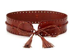 {Maya Sash Belt} by Linea Pelle