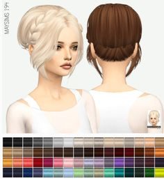 Miss Paraply: MAYSIMS 194: SOLIDS • Sims 4 Downloads
