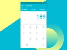 Day 004 - Calculator