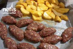Fırında Köfte ve Patates Tarifi 1