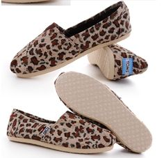 Toms Classic Shoes Canvas Women Leopard [toms 029] - $26.99 : cheap womens toms shoes,toms shoes on sale