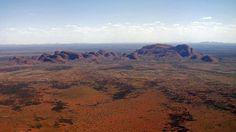 #Uluru's big secret www.parkmyvan.com.au #ParkMyVan #Australia #Travel #RoadTrip #Backpacking #VanHire #CaravanHire