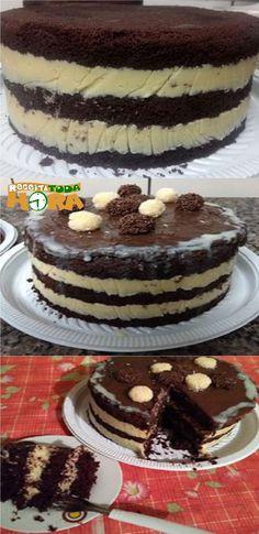 Chocolates, Sweet Desserts, Dessert Recipes, Chocolate Sweets, Empanadas, Tasty Dishes, Tiramisu, Buffet, Cake Decorating