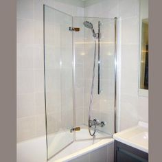 shower over bath - Google Search
