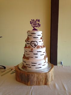 Rustic Cake By Larrys House Of Cakes