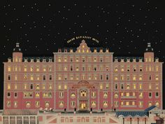 Preview the Wes Anderson–Tribute Art Show, Coming Soon to New York