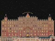 Max Dalton, The Grand Budapest Hotel