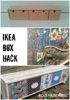 Bozena's IKEA box hack