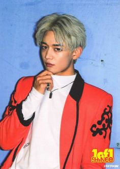 Shinee 1of1 photo card scans