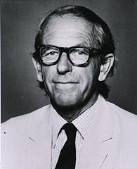 """Fred Sanger, one of the grandfathers of Molecular Biology and """"father of DNA sequencing"""", has died at the age of 95. Rest in Peace Dr. Sanger."""