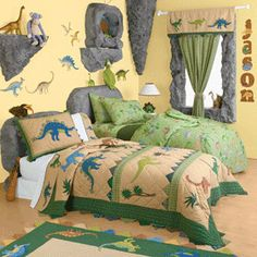 Decorating Theme Bedrooms Maries Manor Dinosaur Theme Bedrooms