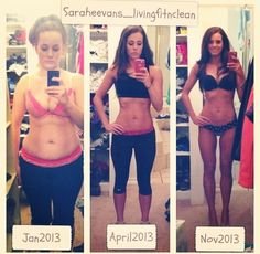 too skinny, but amazing transformation!