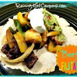 Skip the expensive restaurant meal and make these fajitas at home! All you need is a griddle and your favorite ingredients.