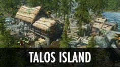 Skyrim Mod: Talos Island