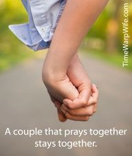 The Montana Fry Family: The Couple That Prays Together...
